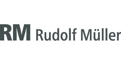 Logo der Rudolf Müller Mediengruppe