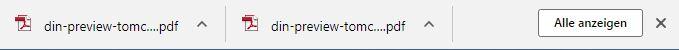 Chrome PDF Leiste Öffnen