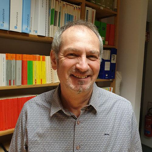 Referent Dr. Norbert Weis – Holzbauforum 2020